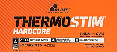 Olimp Thermo Stim Hardcore Fat Burner Supplement by Olimp Labs