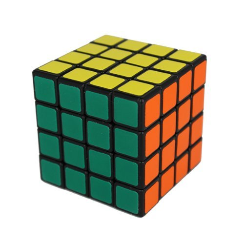 Preisvergleich Produktbild Speed Cube Ultimate 4x4x4 (V2) - 4x4 Zauberwürfel - Original Cubikon - 4x4 Speed-Cube
