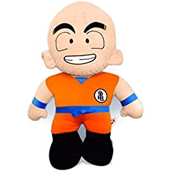 Peluche Dragon Ball Krillin super soft 30 cm aprox