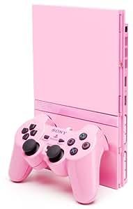 Sony PlayStation 2 Slimline Console (Pink)