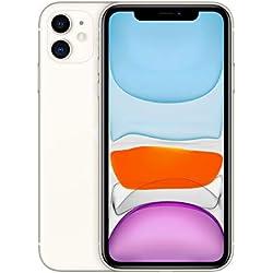 Apple iPhone 11 (64Go) - Blanc