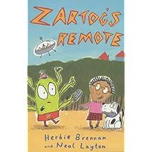 Zartog's Remote by Herbie Brennan (2001-04-23)