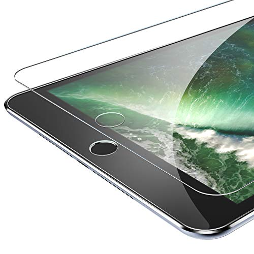 Syncwire Panzerglas Displayschutzfolie Kompatibel mit New iPad 9.7