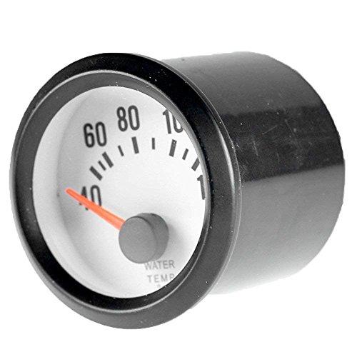 MinticeTM Medidor de impulso negro de 52mm para vehículo