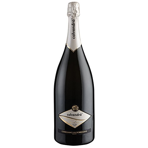 Colvendrà Magnum Prosecco superiore DOCG Colmé Extra Dry 1,5 l in Geschenkverpackung