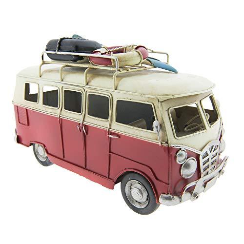 Clayre & Eef 6Y2714 Modell Bus 25 * 12 * 16 cm Vintage Dekoration - Eisen Sideboard