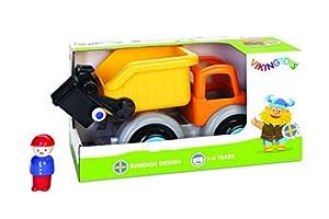 VIKINGTOYS Viking Toys 74-7812-56 Jumbo - Camión de Garaje, Multicolor