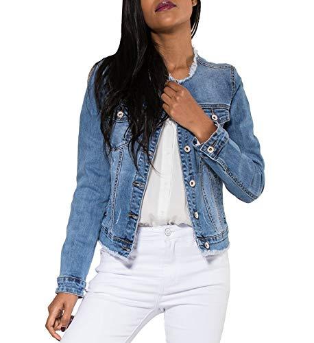1804ea1762 Gilet di jeans donna | Opinioni & Recensioni di Prodotti 2019 ...