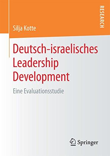 Deutsch-israelisches Leadership Development: Eine Evaluationsstudie