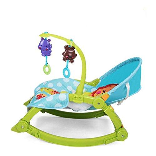 Steam Panda Baby Swing Chair Rocking Chair Rocking Cradle Soothing