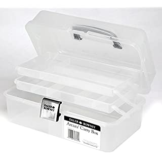 Daler Rowney Caddy Box - White