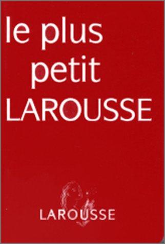 LE PLUS PETIT LAROUSSE