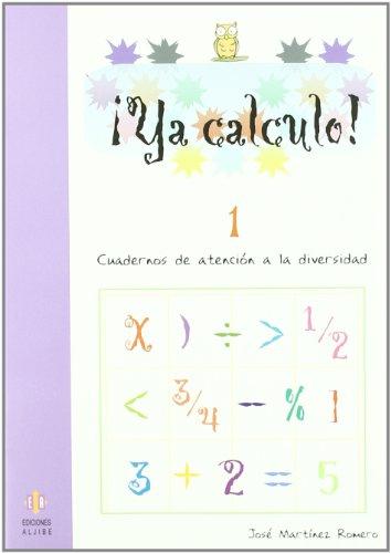 Ya calculo 1: Sumas y restas sin llevadas: 2 por José Martínez Romero