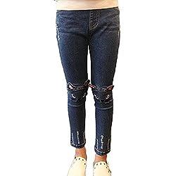 Ni as Jeans Chicas Vaqueros...