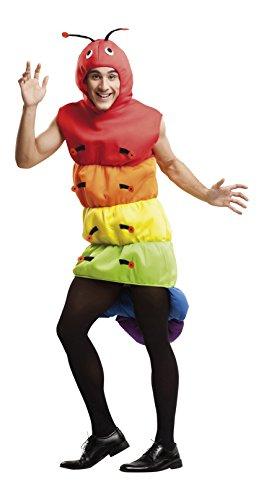 Kostüm de Ver de Terre für (Kostüme Wurm)