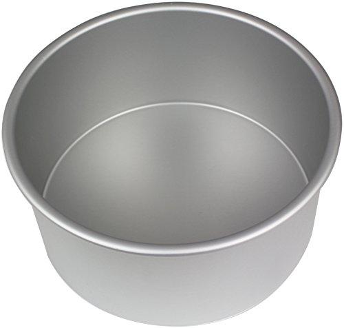 PME Molde para Pastel Redondo de Aluminio Anodizado Profundidad de...