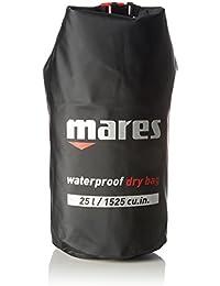 Mares Dry Bag - Maleta, color negro