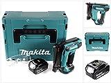 Makita DPT 353 M1J 18 V Li-Ion Akku Pintacker im Makpac + 1 x 4,0 Ah Akku - ohne Ladegerät