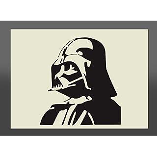 297 x 210 mm A4 Darth Vader (Star Wars) Schablone