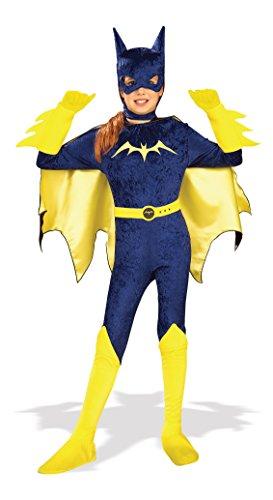 Rubie's Gotham Mädchen Batgirl-Kostüm für - Gotham Girls Batgirl Kostüm