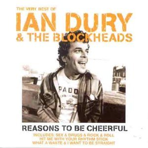 Bookbutler search ian dury reasons to be cheerful the very best of ian dury the blockheads solutioingenieria Gallery