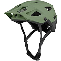 IXS Trigger Am Casco montaña Adulto Unisex, reseda, ML (58 – 62 cm)