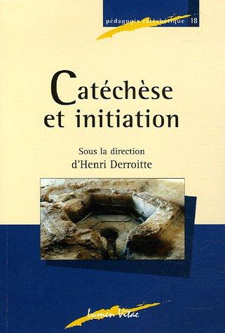 Catéchèse et initiation