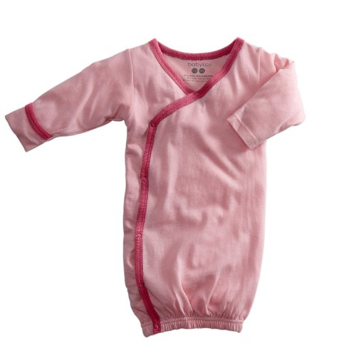 Baby Kimono Bundler di soia rosa Petal/Blossom 0-3 mesi