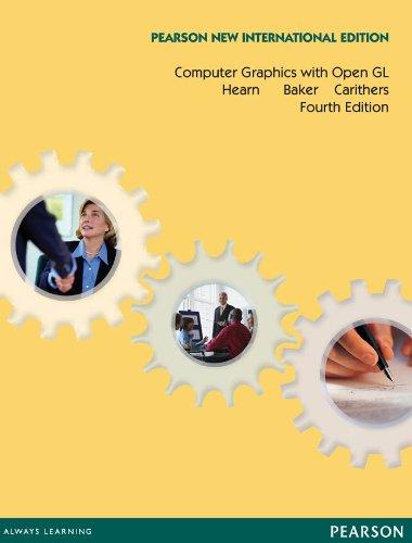 Computer Graphics Pauline Baker Ebook