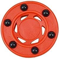 Tixiyu 2 piezas de entrenamiento de hockey sobre hielo para niños y adultos (7,5 x 2,5 cm)