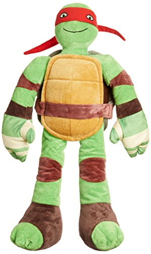 nickelodeon-motif-les-tortues-ninja-raphael-pillowtime-pal-oreiller-garden