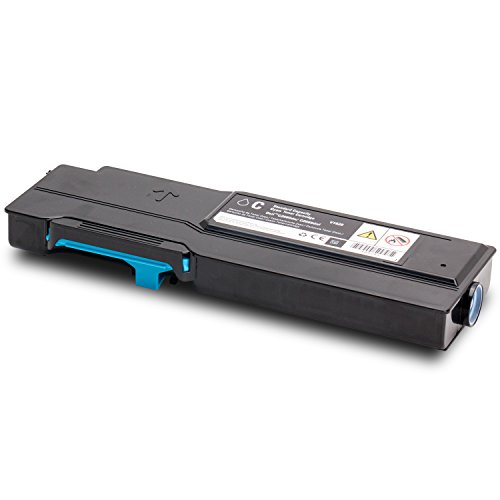 Preisvergleich Produktbild Dell Original Toner cyan 1.200 Seiten (593-BBBN) für C2665DNF & C2660DN