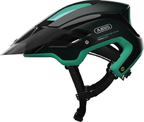 Abus MonTrailer ACE MIPS Fahrradhelm smaragd Green M