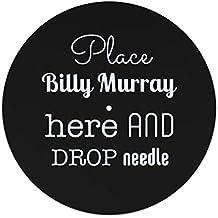 Place Billy Murray ici et de chute l'aiguille slipmat 12 inches