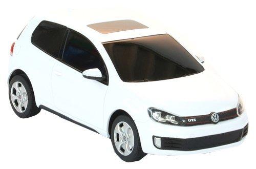 BUSDUGA RC VW Golf VI / 6 GTI 1:24 weiß - ferngesteuert RTR