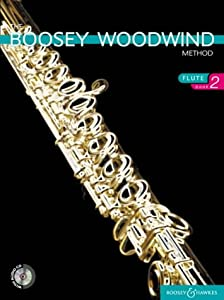 The Boosey Woodwind Method: Bk. 2: Flute
