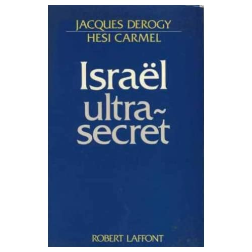 ISRAEL ULTRA SECRET