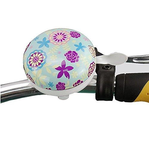 UniEco Fahrradklingel Fahrradglocke Klingel Glocke für Fahrrad