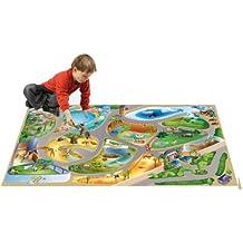 House of Kids  11227-E3 - Tappeti Giochi - Zoo