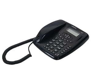 LOGICOM Téléphone filaire Aero 50 + Filtre ADSL .