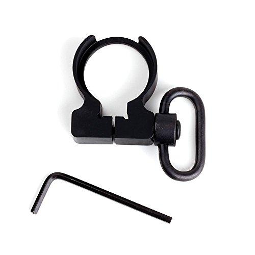 Quick Detach QD Endplatte Sling Swivel Adapter Halterung für die Jagd .223 / 5.56 Karabiner AR15 M4 Gewehr -