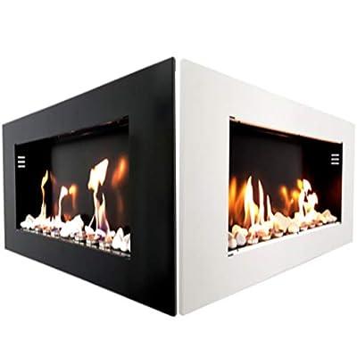 Ethanol & Gel Wall Fireplace Shark Royal Design Fireplace Glossy Ethanol Fireplace Gel Fireplace
