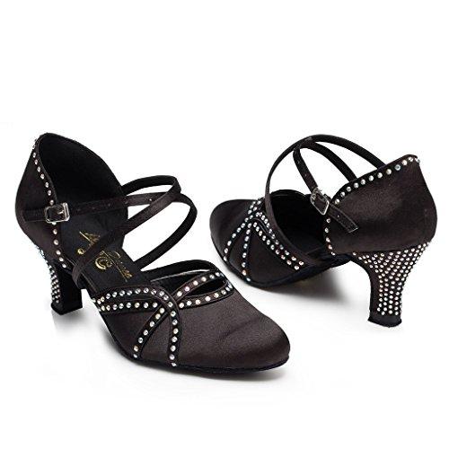 Meijili - Ballroom donna Black