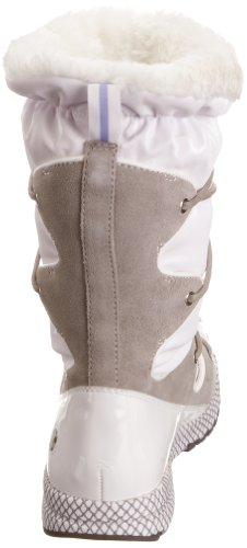 Rockport Zana Duck Scrunch Boot, Bottes femme Blanc (Pure White)
