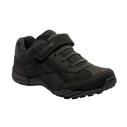 Regatta Unisex-Kinder Stonegate Low Jnr Schuhe mit Niedrigem Anstieg Blau (Grani/surfsp)