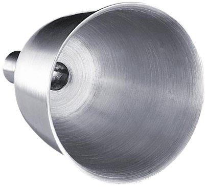 Visol Stainless Steel Flask Funnel, Chrome