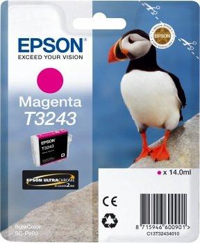 Epson T3243 Cartouche d'encre d'origine Magenta