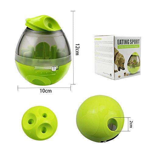 - Hundefutter Ball, Yokunat Hunde Katzen Snackball Futter… | 00673169792163