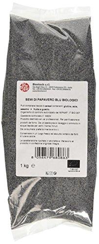 Probios Papavero Blu Semi Bio - Confezione da 1 kg