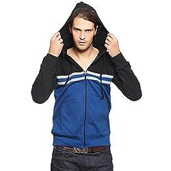 Gritstones Black/Indigo Jacket-JKTING60105-L
